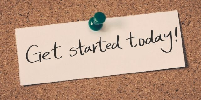 Get Started Today