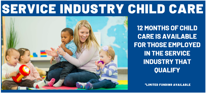 Service Industry Recovery Child Care