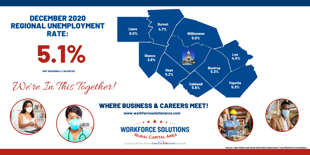 WSRCA December Labor Market Release