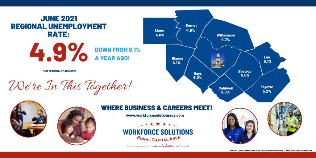 WSRCA June 2021 Labor Market Report