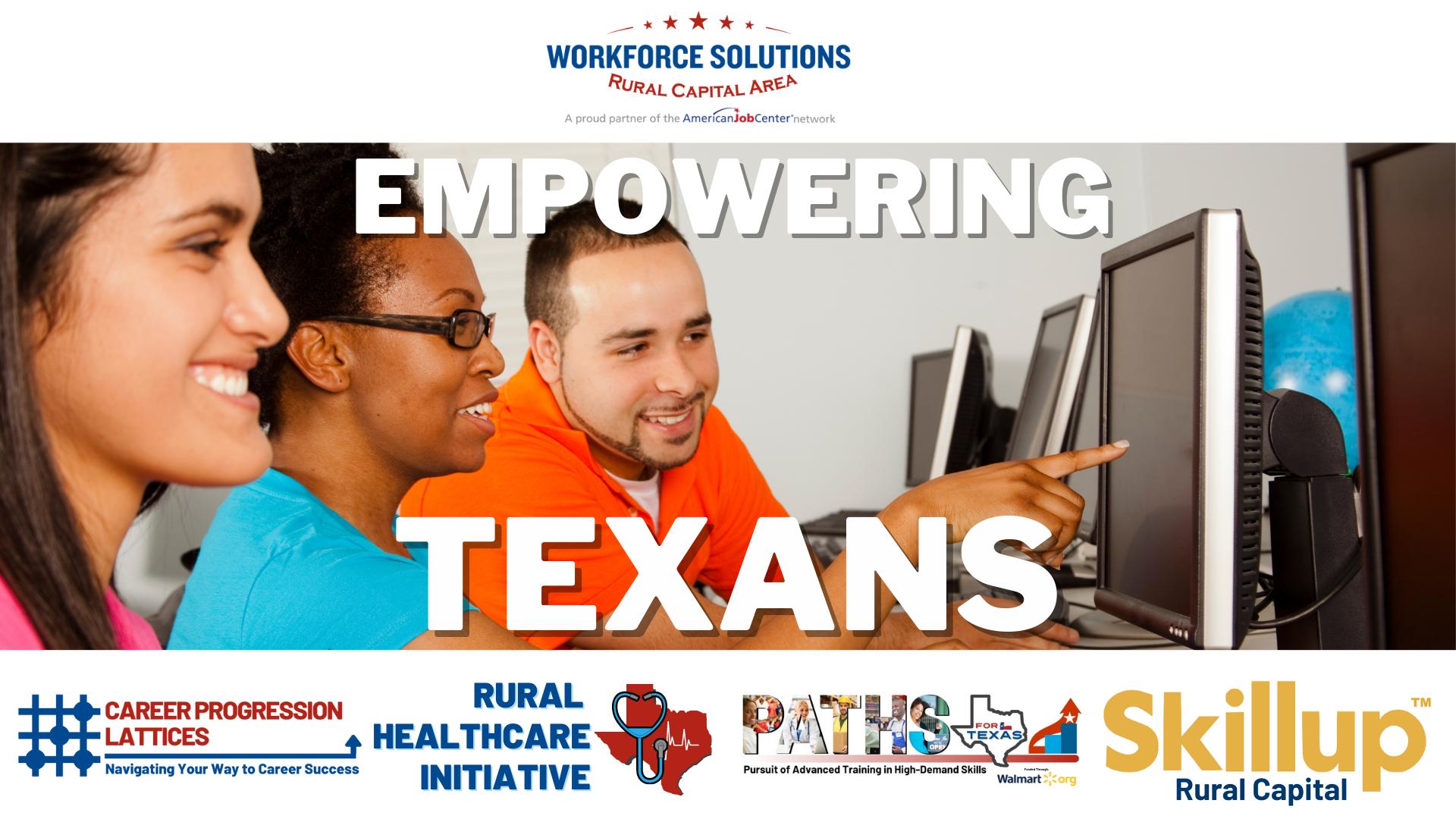 Workforce Solutions Rural Capital Area Upskilling Tools