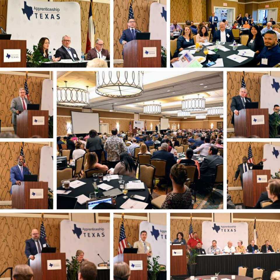 WSRCA Team Takes Part in 3rd Annual Apprenticeship Texas Conference