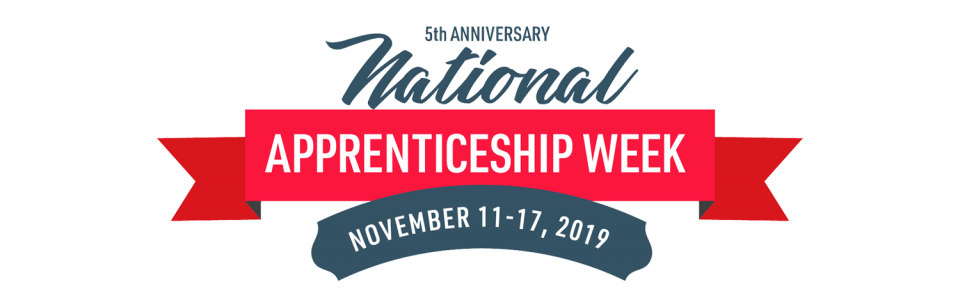 We're Supporting National Apprenticeship Week