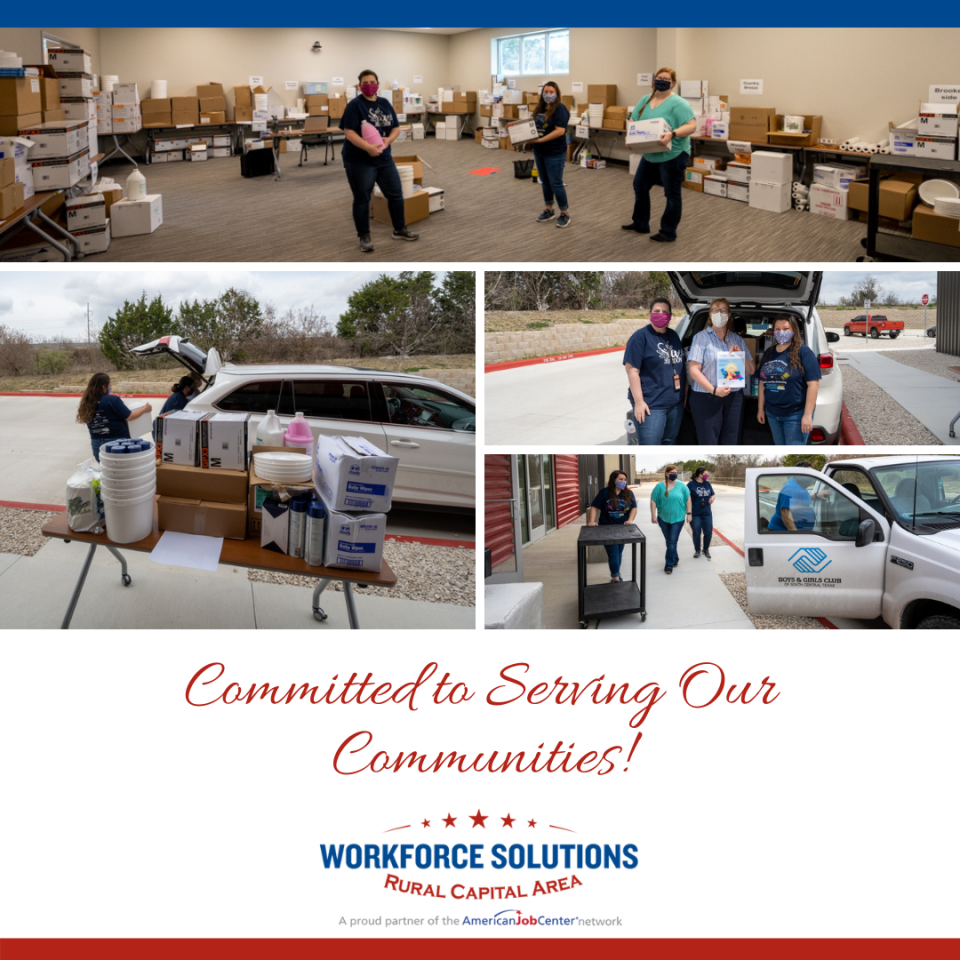 WSRCA Child Care Services Team Hosts More Health & Safety Supplies Distribution Events for Local Providers