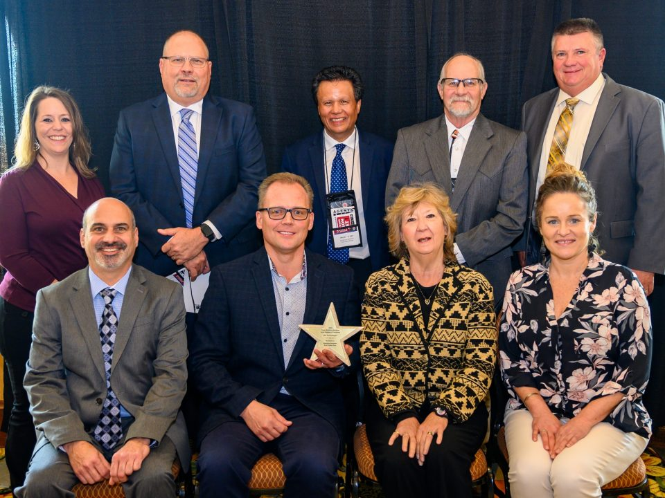 Dell Technologies Employer Award of Excellence for the Workforce Solutions Rural Capital Area