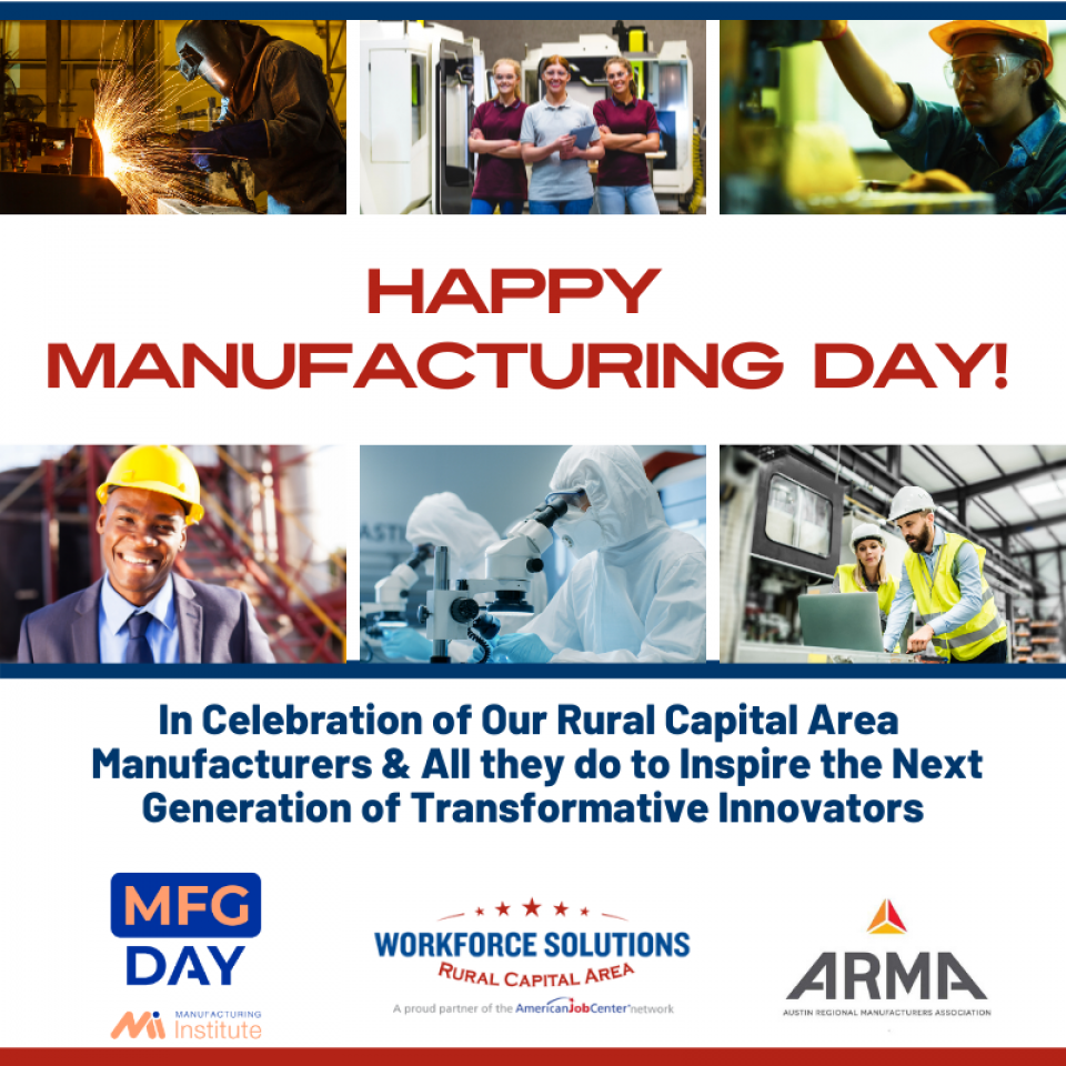 Manufacturing Day and Month Activities to Inspire Next Generation of Creators