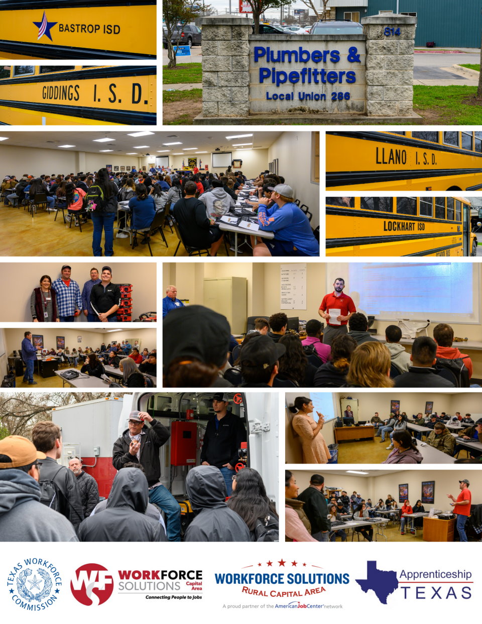 WSRCA Hosts Building Trades Apprenticeship Showcase to Connect Students to Skilled Trade Careers