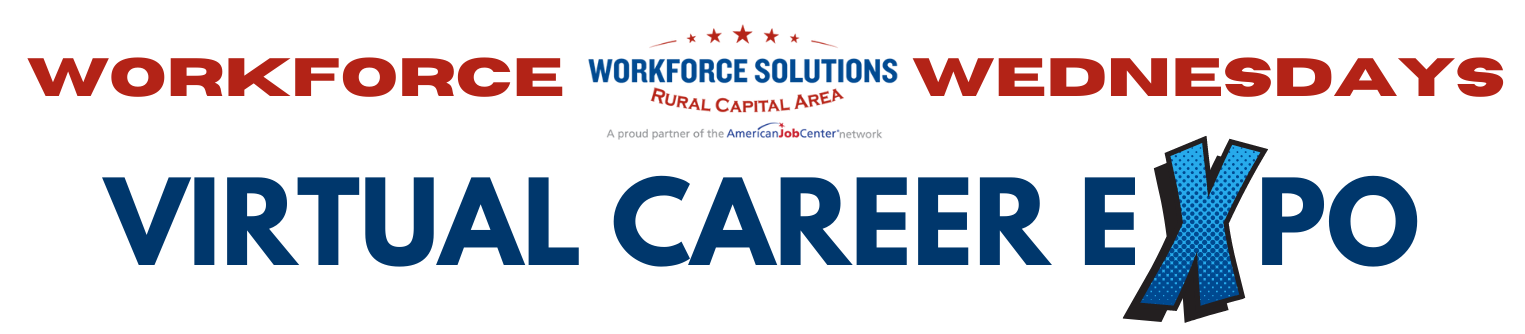 Workforce Wednesdays Virtual Career Expo